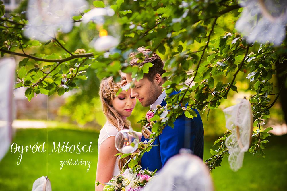 Ogród Miłości – romantyczne zaślubiny w pałacowym ogrodzie