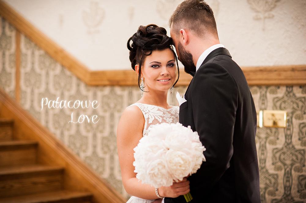 Pałacowe Love – ślub w iście królewskim stylu