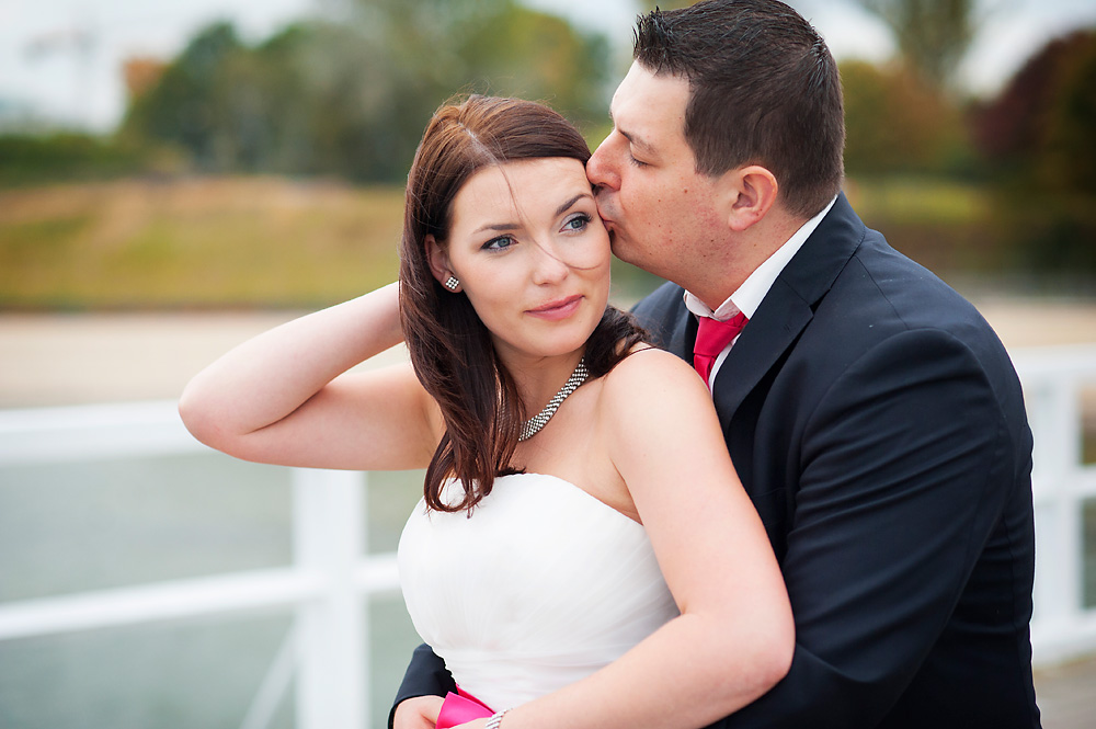 Natalia i Michał – jesienna sesja ślubna