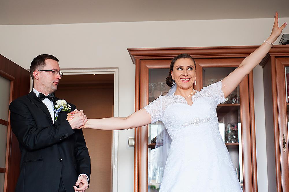 W stylu marynistycznym – reportaż ze ślubu Kasi i Krzysztofa