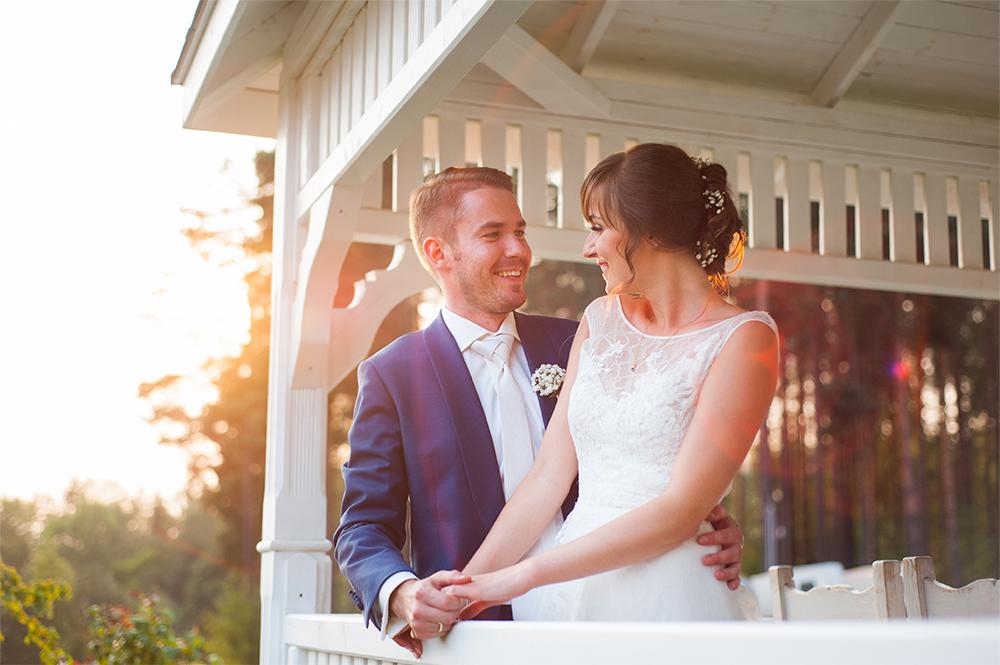 Rustykalny ślub Ewy i Michała