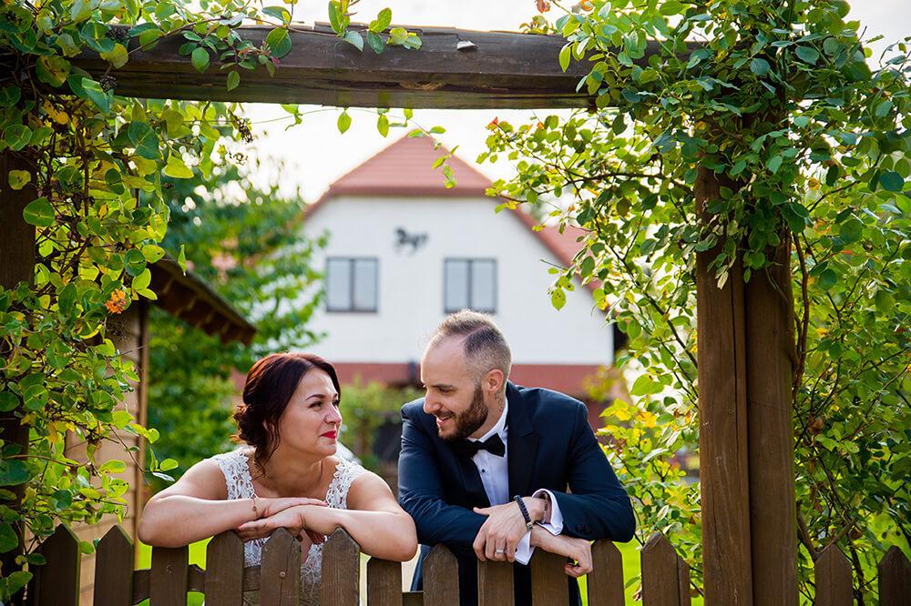 Kasia i Tom – ślub humanistyczny w magicznej Osadzie Karbówko