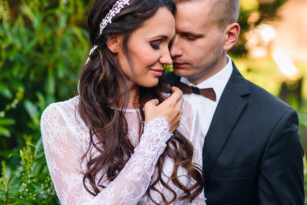 Magda i Oskar – czuła sesja ślubna