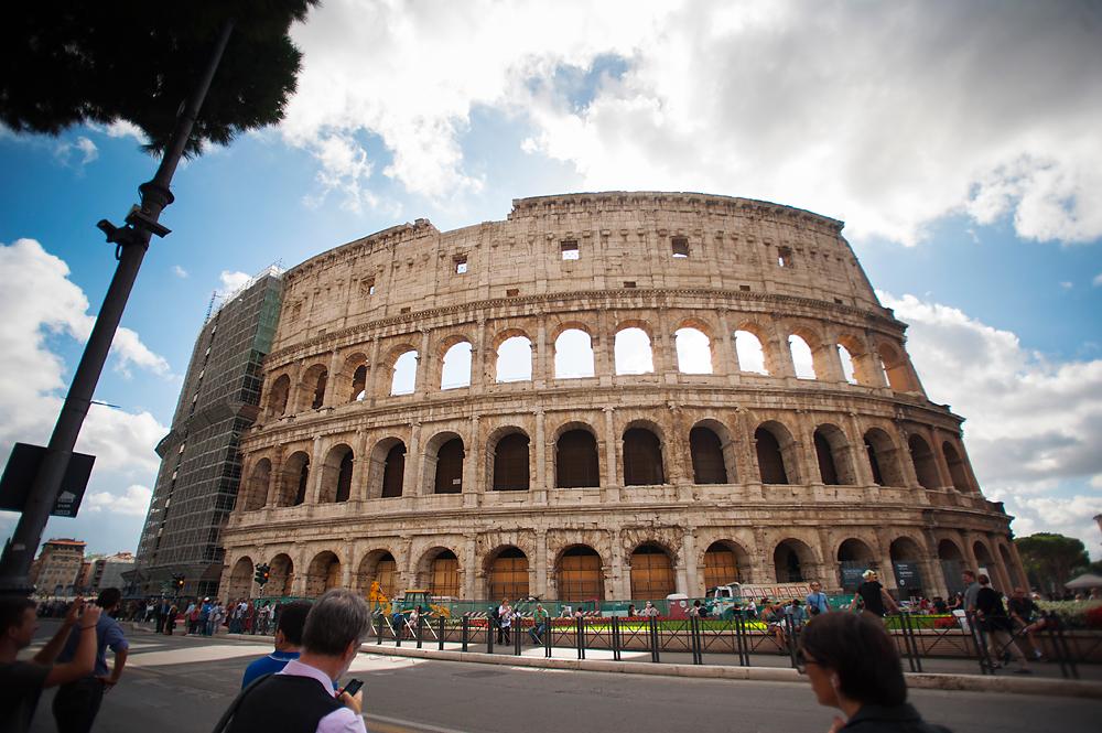 Roma, ti amo! Czyli marzenia się spełniają (cz.1)