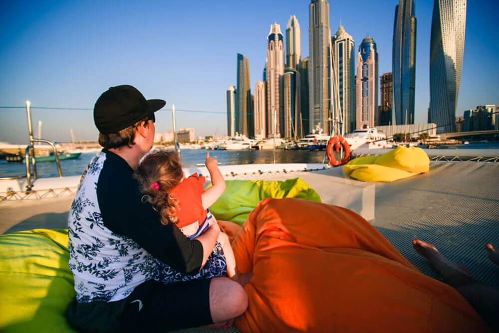 Sesja rodzinna w Dubaju / Family session in Dubai