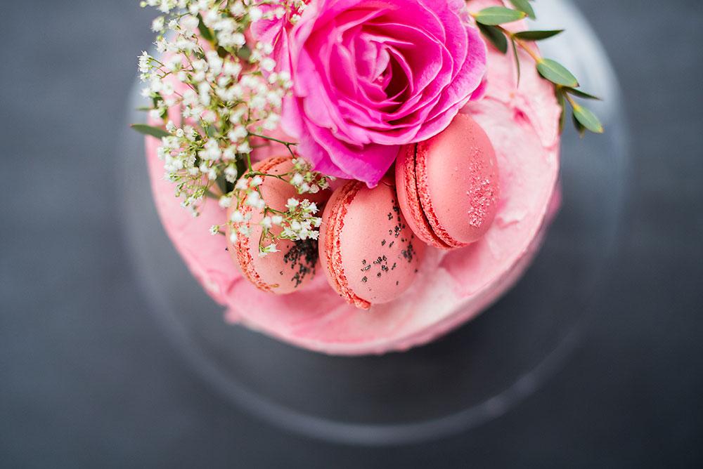 Zdjęcia produktowe – ciasta i torty